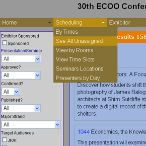 Becker Associates Provides Custom Programming to ECOO Conference Management