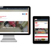 CDECA Website development