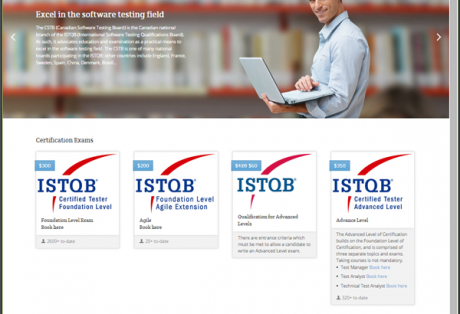CSTB 2015 Website