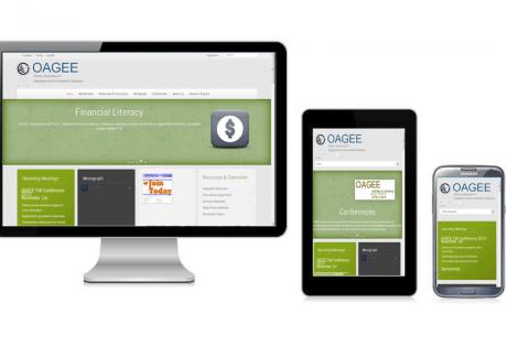 OAGEE 2013 Web Site