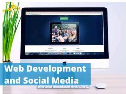 Web Development and Social Media