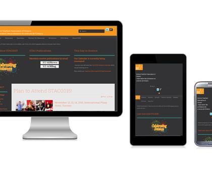 STAO Website development