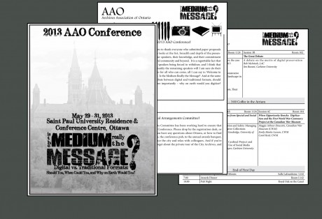 Conference Programme – AAO 2013