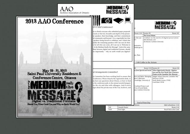 layout of program